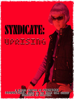 Syndicate Uprising poster with Phuong